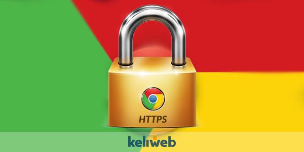 chrome penalizza siti con protocollo http