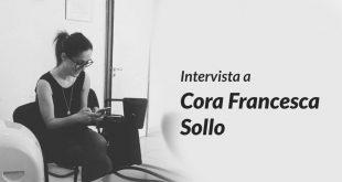 social intervista cora francesca sollo