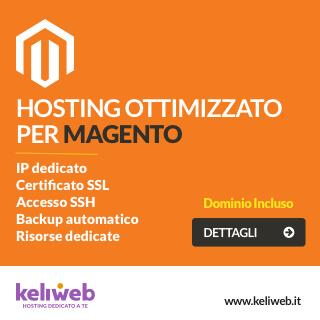 hosting magento ecommerce