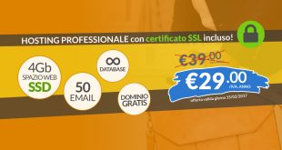 hosting professionale