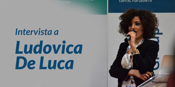 blogging intervista ludovica de luca