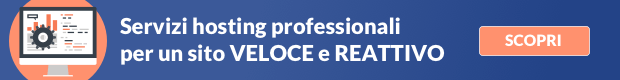 servizi hosting professionali
