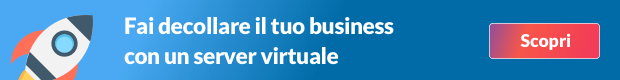 vps server virtuale