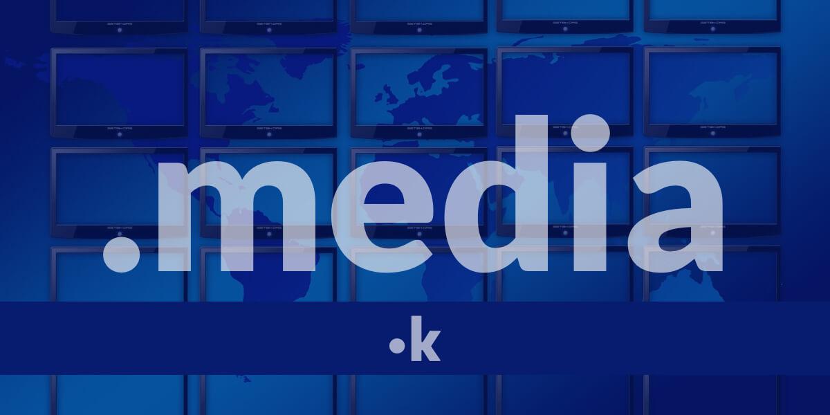 domini estensione .media