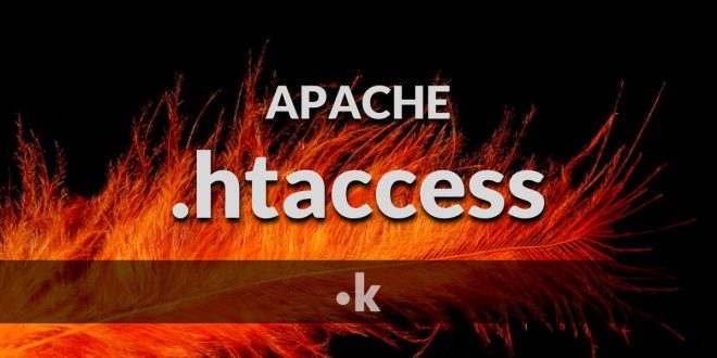hosting apache htaccess