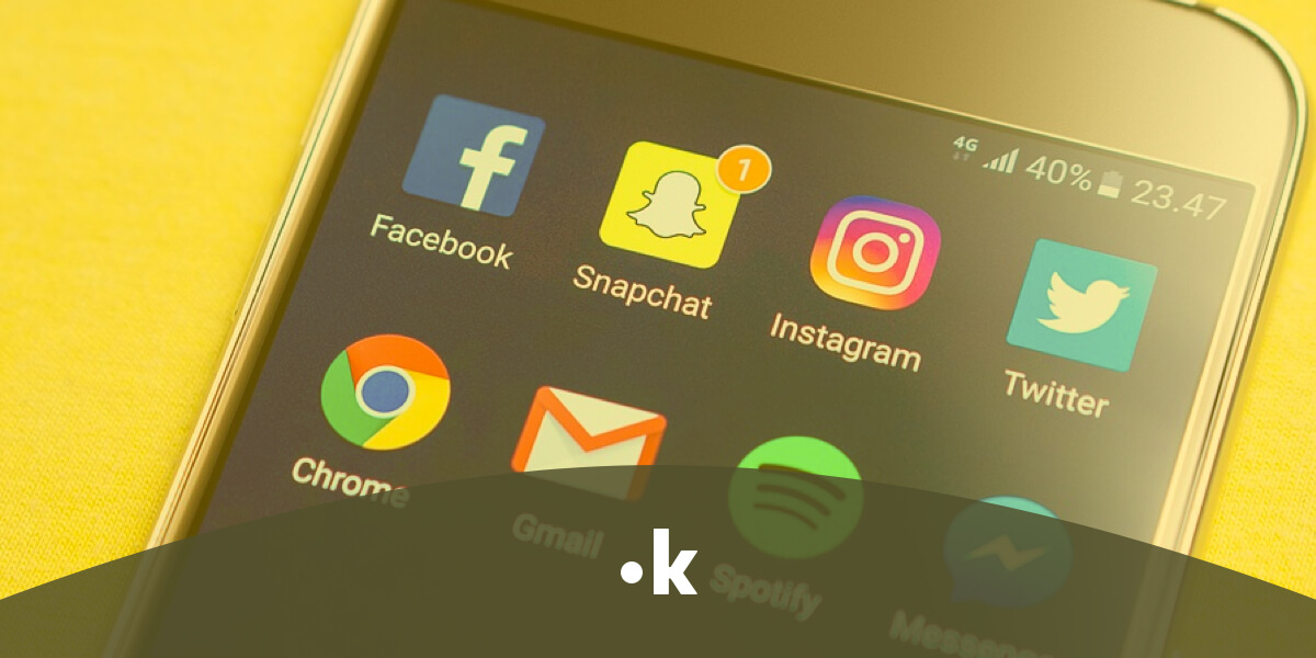 come scegliere il social media adatto