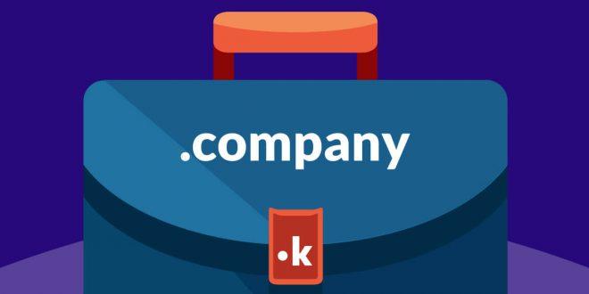 dominio .company