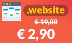 dominio .website