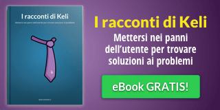 "eBook Gratis ""I racconti di Keli"""