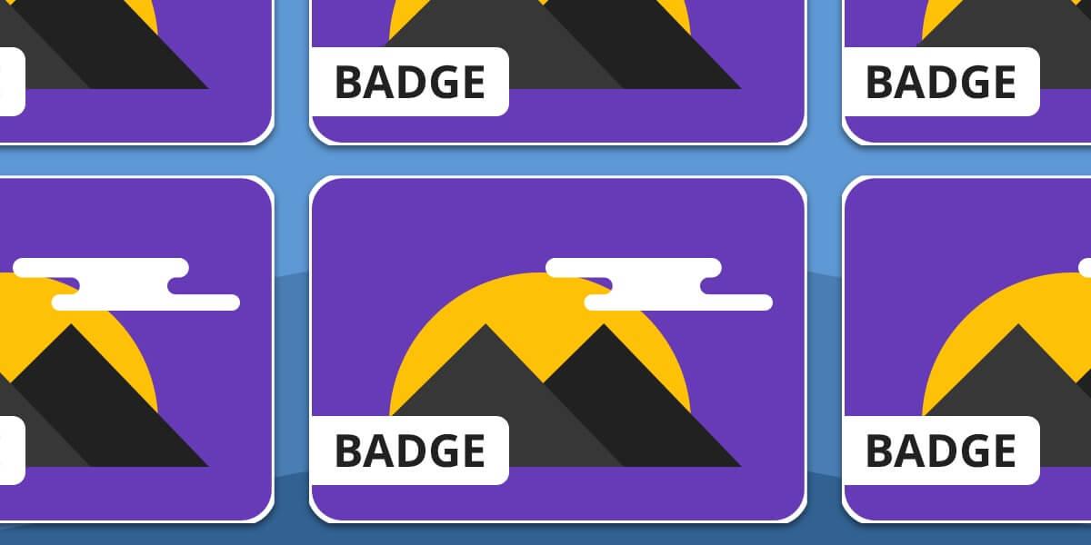 google immagini badge