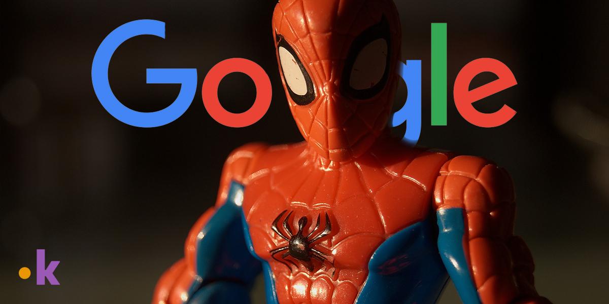 cos'è lo spider di google