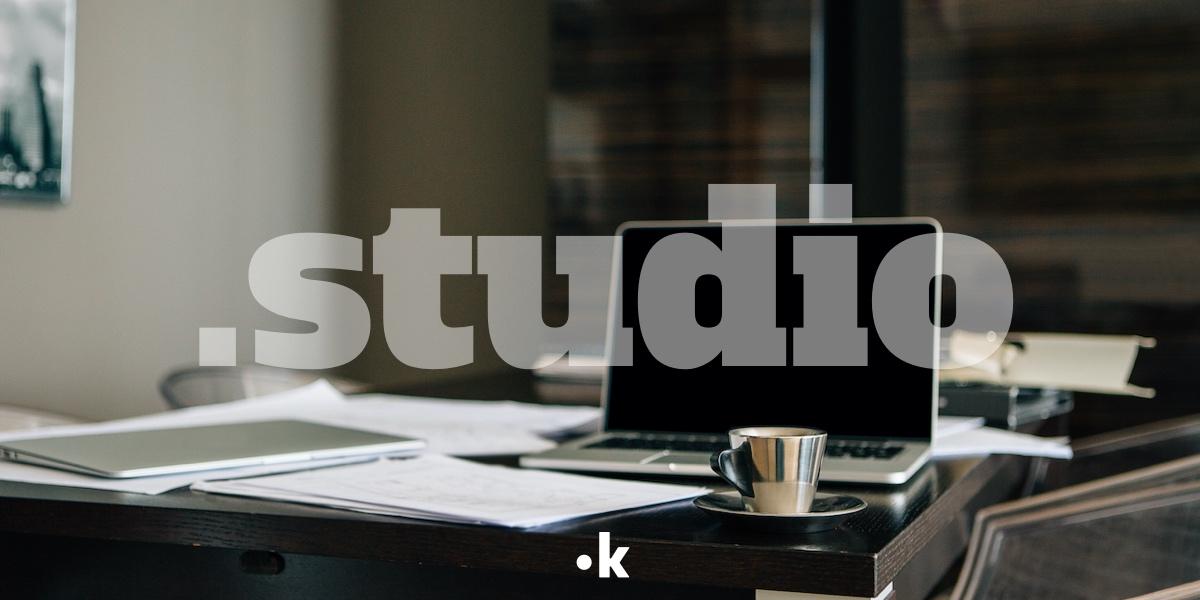 dominio .studio