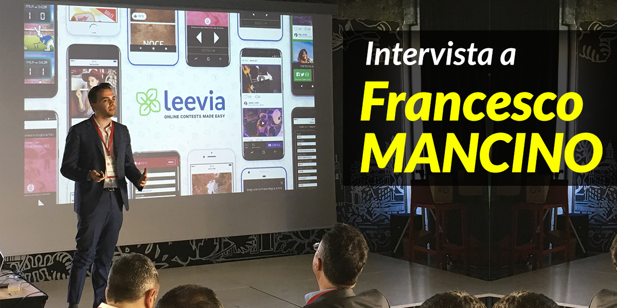 leevia ceo intervista