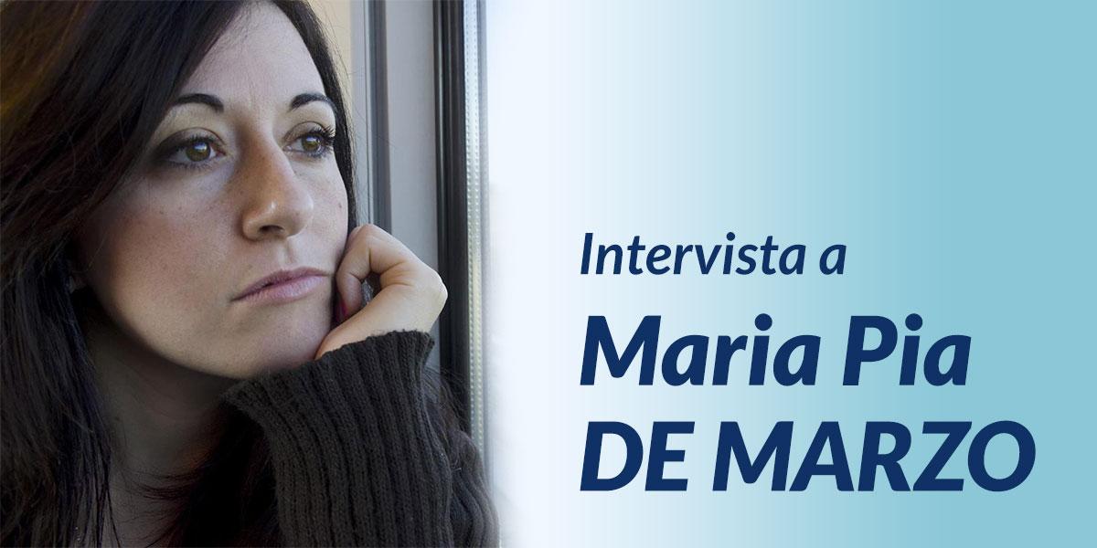 web developer wordpress maria pia de marzo