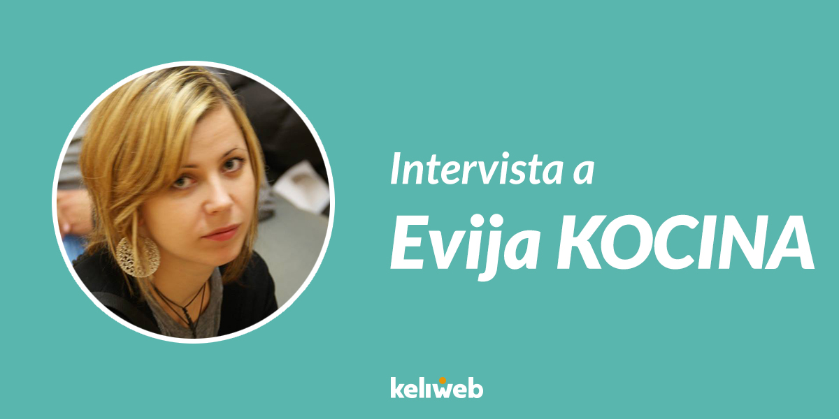 digital marketing intervista a evija kocina