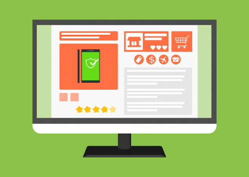 ecommerce sito web