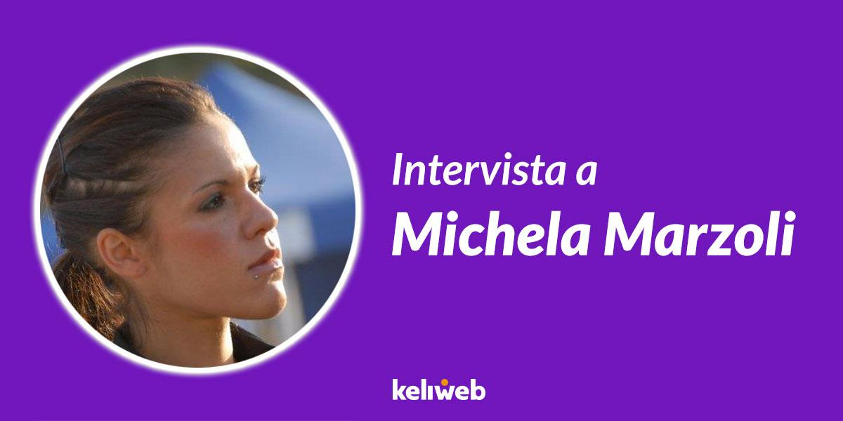 intervista michela marzoli