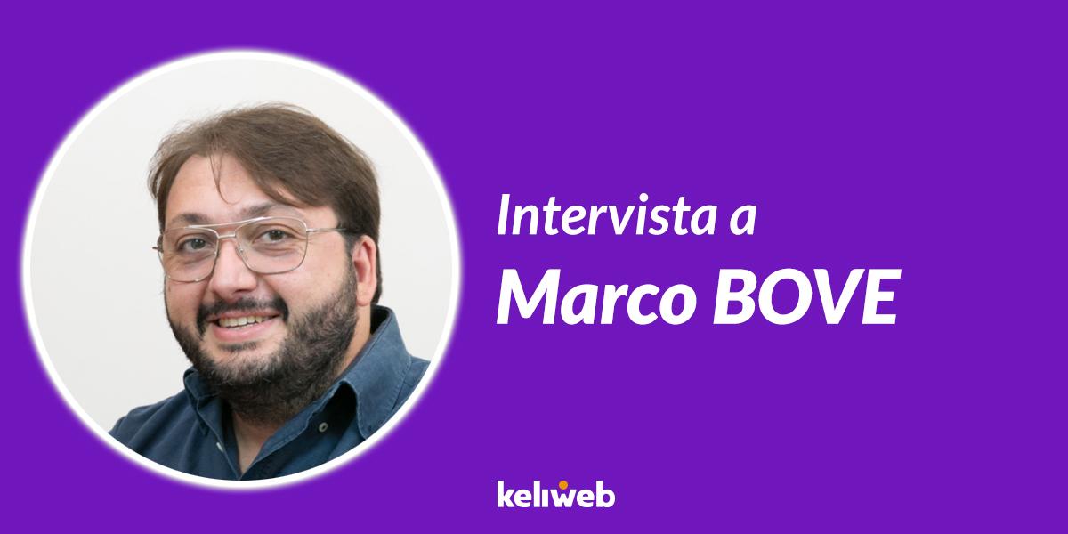 seo intervista marco bove