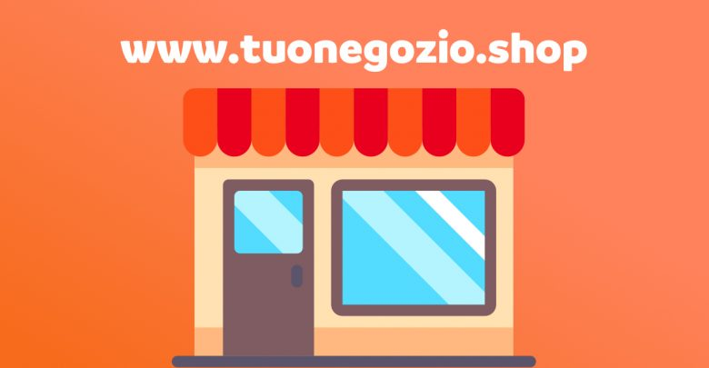 dominio shop online