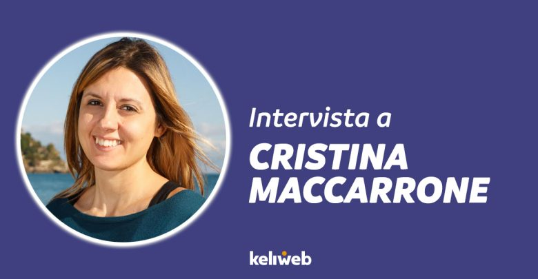 brand journalist cristina maccarrone intervista