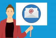 configurare le email