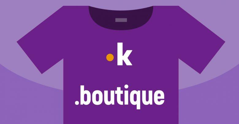 dominio .boutique