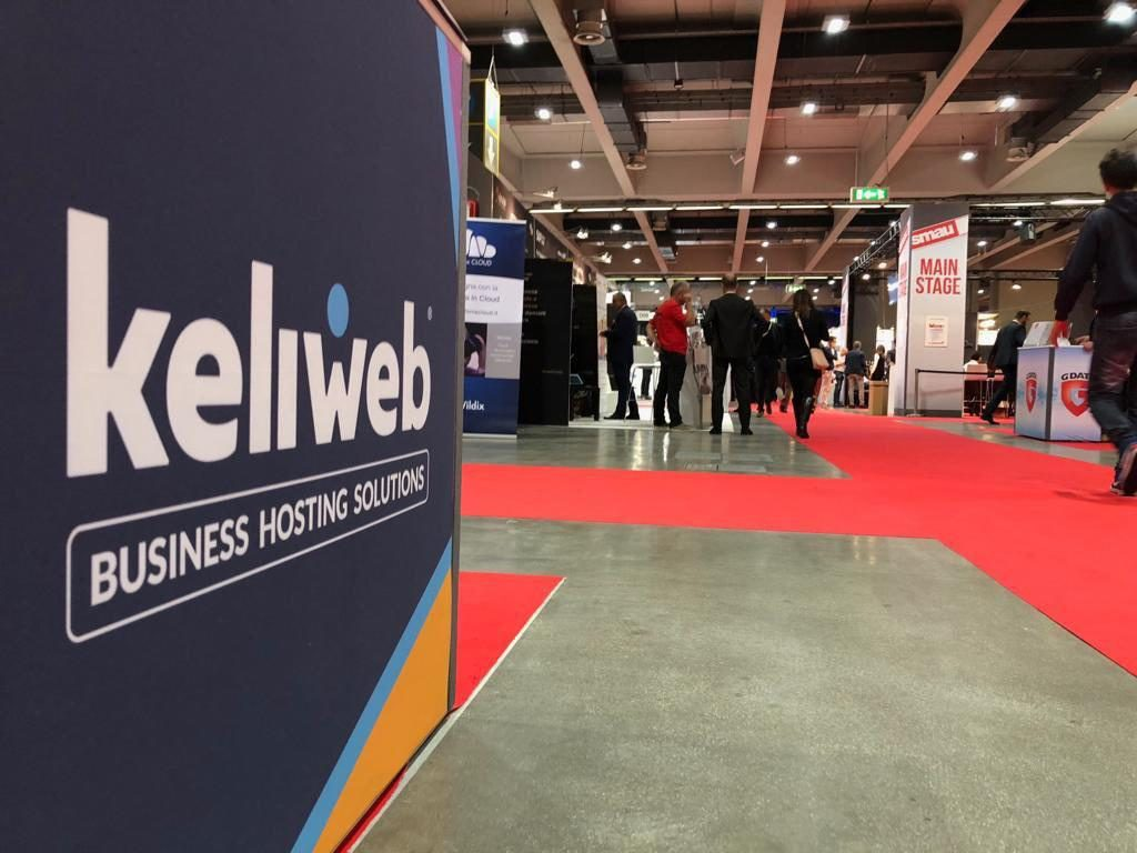 keliweb stand smau 2018