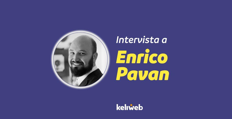 web analytics intervista enrico pavan