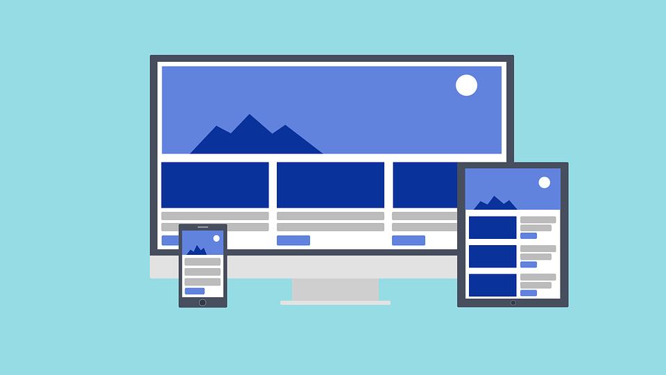 crea il sito web con sitebuilder