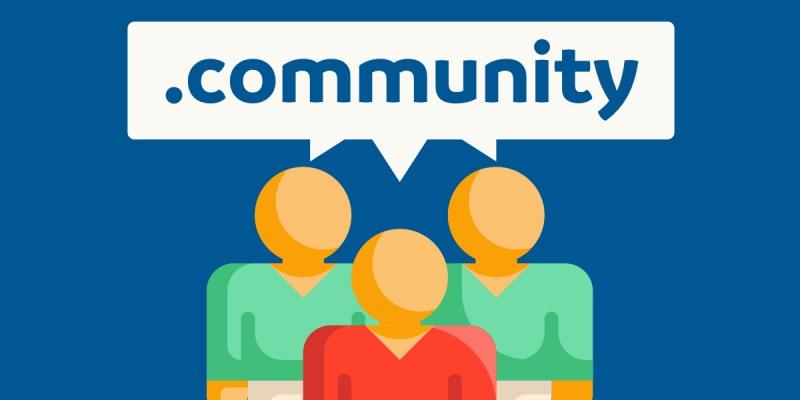 dominio .community