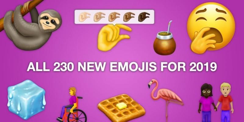 230 nuove emoji in arrivo