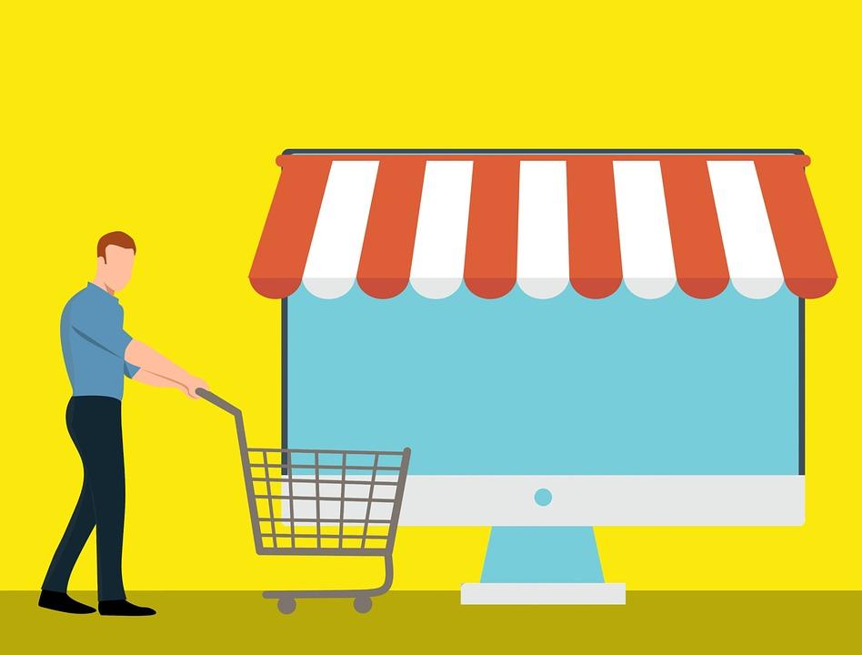 cresce l'e-commerce
