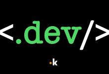 estensione dominio .dev