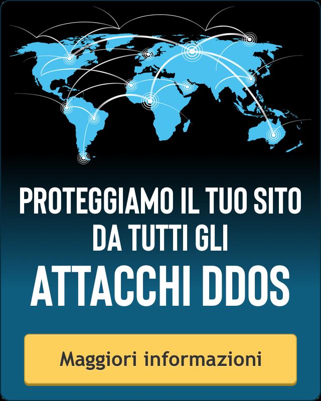 protezione anti-ddos