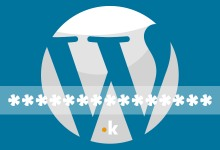 come cambiare password su wordpress