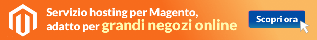 hosting e-commerce magento