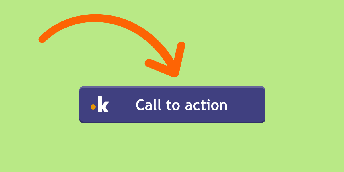 creare call to action