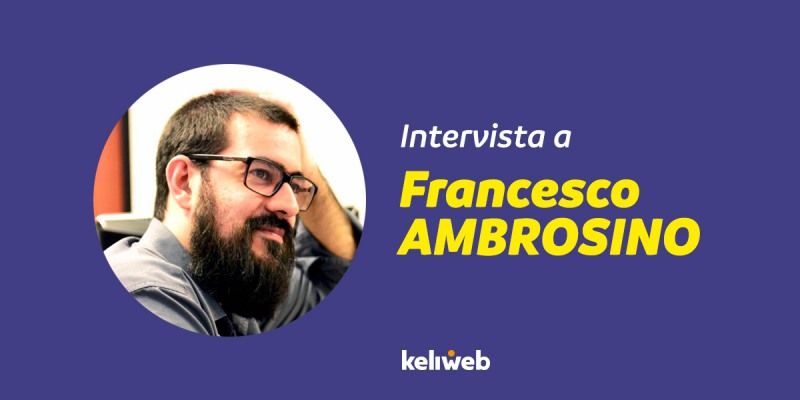 consigli per siti e-commerce intervista francesco ambrosino