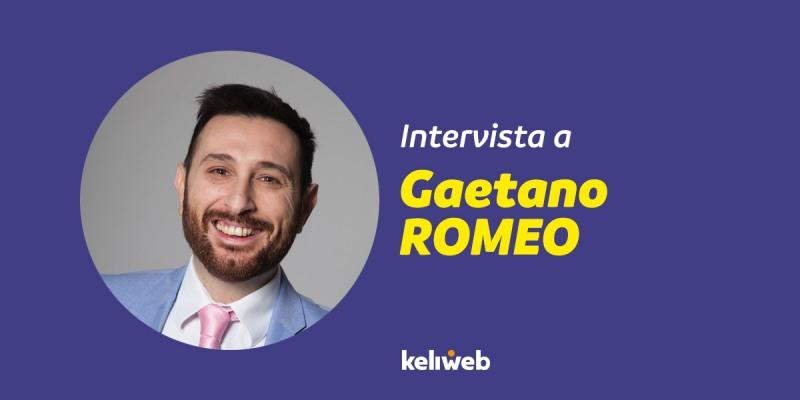 seo intervista gaetano romeo