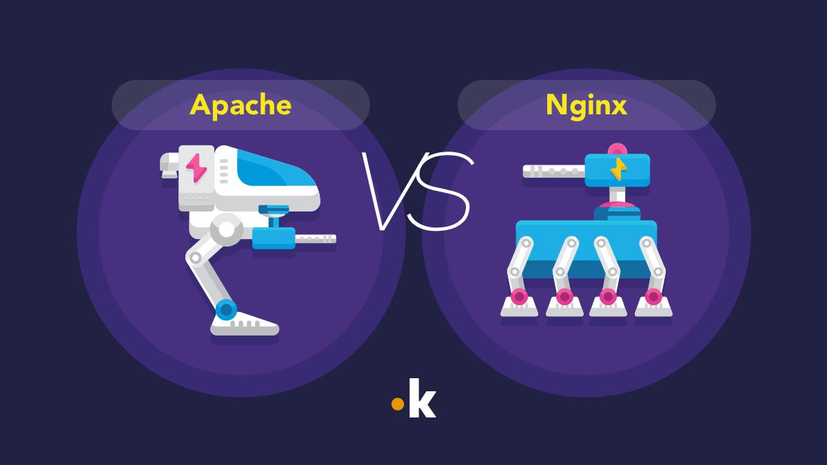 Come scegliere tra apache e nginx per gestire server dedicato e vps