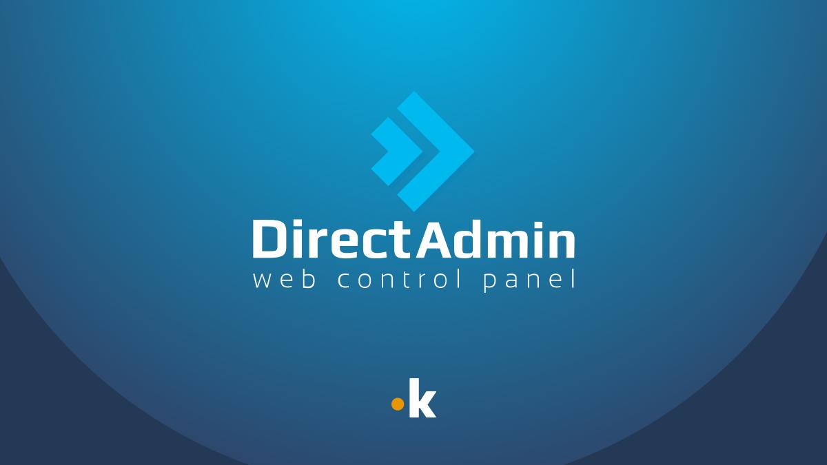 DirectAdmin: l'alternativa per gestire il tuo hosting