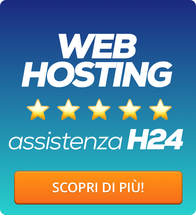 servizi hosting