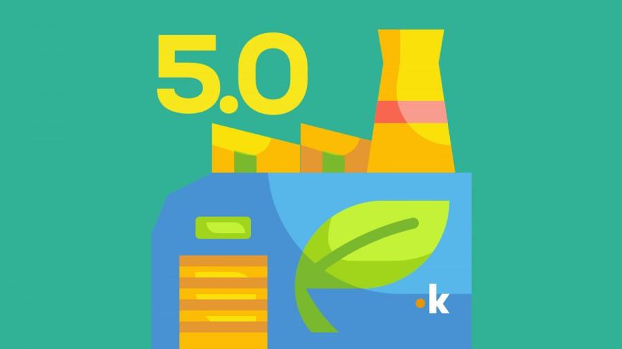 L'industria 5.0 e il lavoro nell' era del digitale
