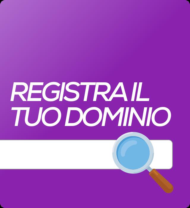 registra dominio
