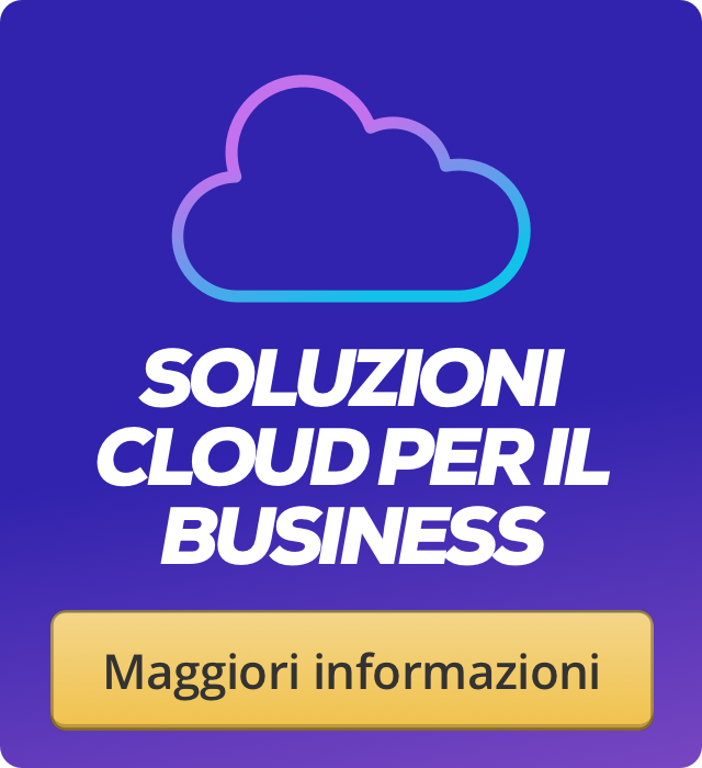 soluzioni cloud business