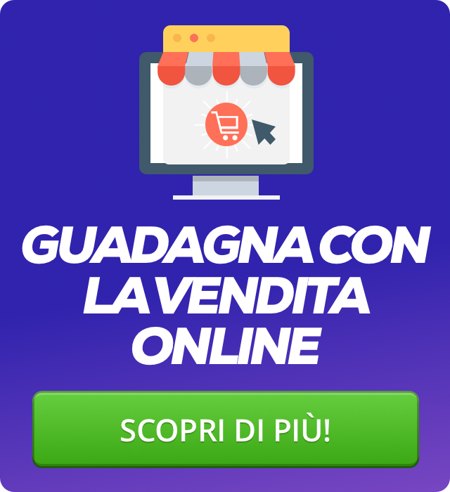 ecommerce guadagna online
