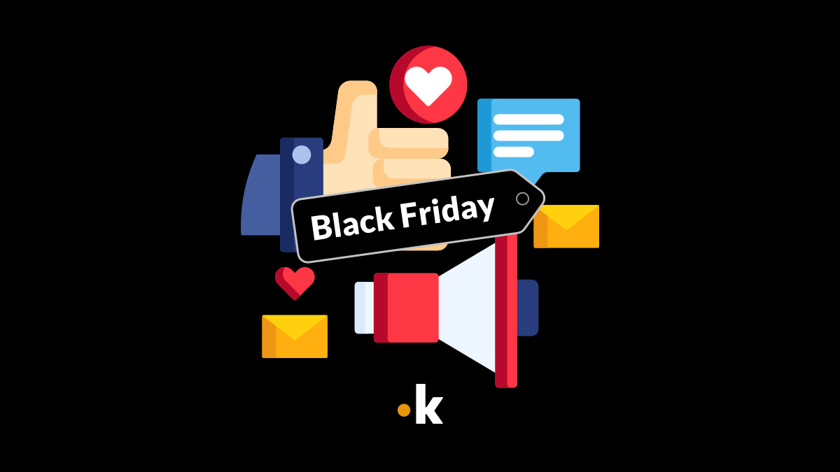 black friday 2019 strategia social