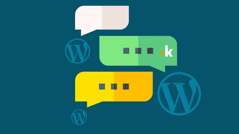 come gestire i commenti su wordpress