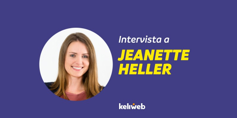 intervista a jeanette heller