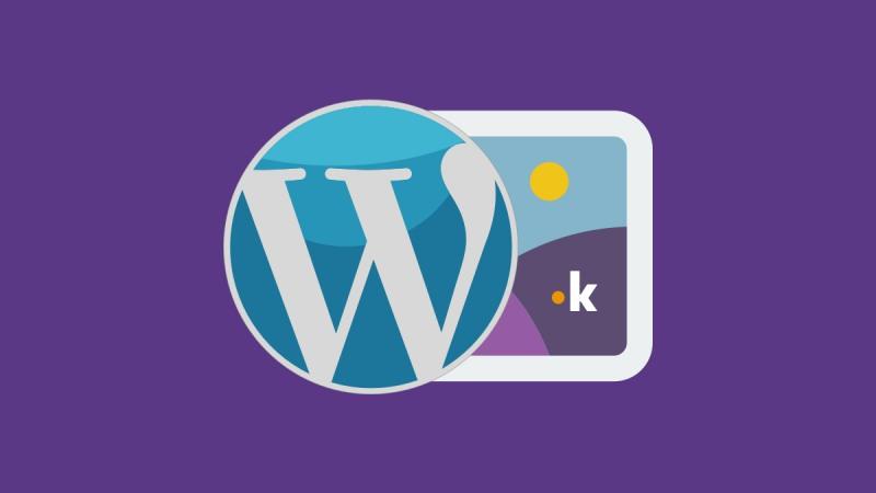 come inserire immagini su wordpress